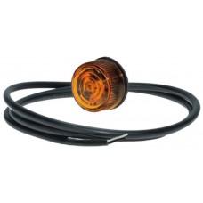 Боковой оранжевый габарит LED PROPLAST 60769