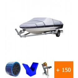 Комплектующие лодочных прицепов