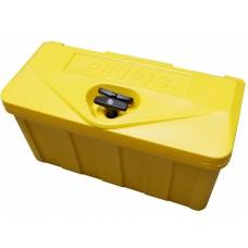 Водонепроницаемый ящик для инструментов 533*253*300, с замком
