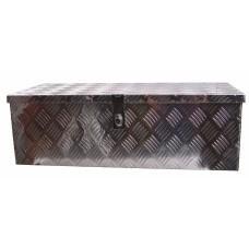 Алюминиевый ящик для инструментов, на замке, защищен от попадания воды