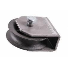 Блок ролик для троса 6 мм