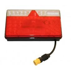 Задний фонарь Aspock MultiLED II левый 64113