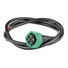 Байонетная вилка Fristom 5 pin правый с проводом WTY Bajonet P