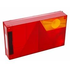 Запасное стекло для фонарей Aspock - Multipoint 10094, 100941, 100940 правое