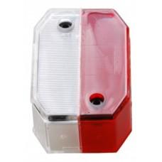 Запасное стекло Aspock для фонарей 10525, 10527, 10528, 105280