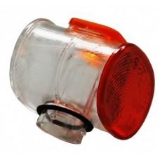 Запасное стекло Aspock для габаритных фонарей 10602 и 10609