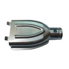 Верхняя часть кронштейна тормозного троса для BPW S2005-7, 27мм 80577