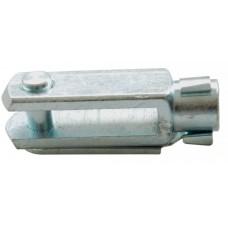 Вилка тормозной тяги М8х32мм, со шплинтом