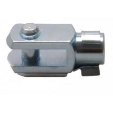 Вилка амортизатора / тормозной тяги HP-trailer 21047 М8х16мм 600кг